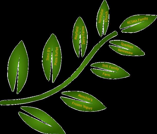 Sponsorship Olive Branch