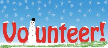 Image result for volunteers needed holiday