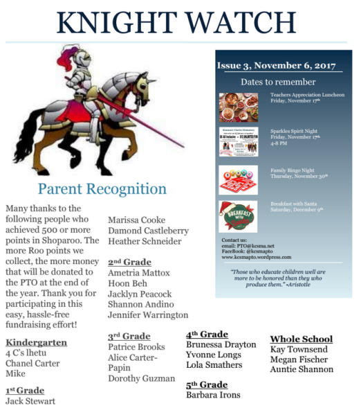 Knight Watch Issue 3