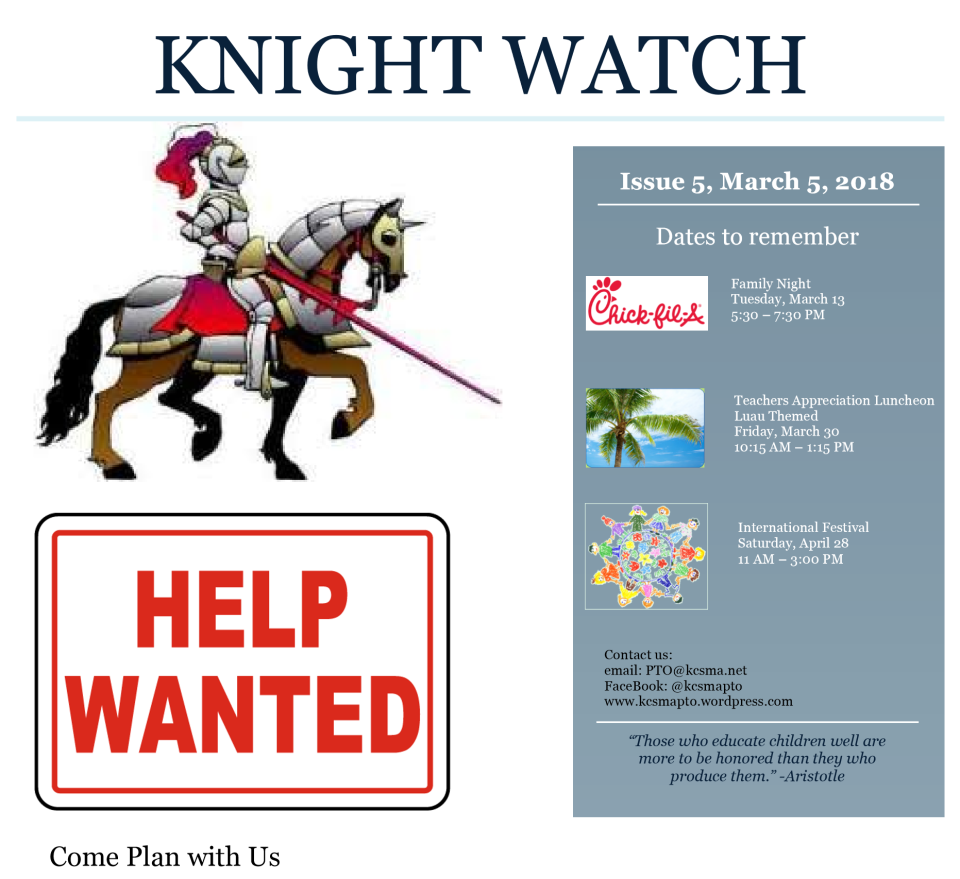 Knights Watch Issue 5