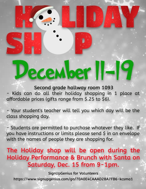 Holiday Shop Flyer2